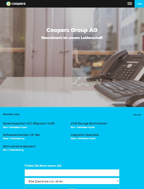 Coopers Group AG